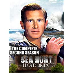 Sea Hunt: Season 2 - Digitally Remastered