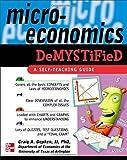 Microeconomics Demystified: A Self-Teaching Guide