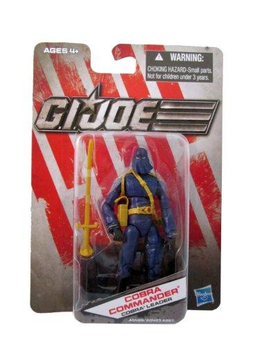 G.I. Joe Exclusive Action Figure, Cobra Commander Leader, Blue Outfit - 1