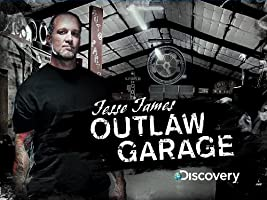 Jesse James: Outlaw Garage Season 1 [HD]