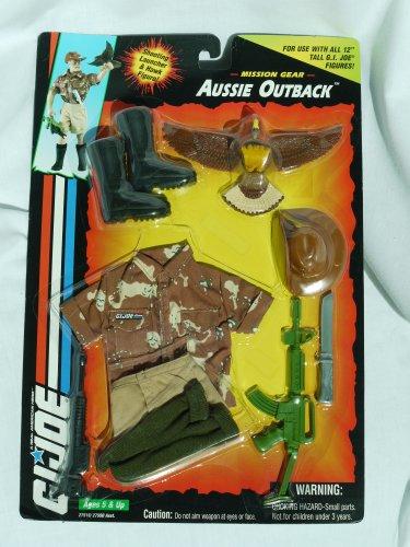 G.I. Joe Aussie Outback Mission Gear (1994)