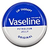 Vaseline Lip Therapy Tin Original 20g [Personal Care]