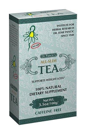Florida Herbal Pharmacy, Dr Pancic'S All-Slim Tea, 3.5Oz/100G