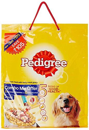 Pedigree Puppy-Chicken And Milk Summer Pack, 3.48 Kg