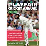 Playfair Cricket Annual 2008by Bill Frindall