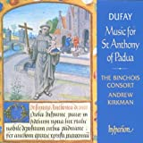Dufay;Mass