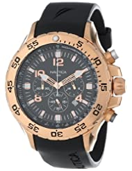 Nautica Mens N18523G Chronograph Watch