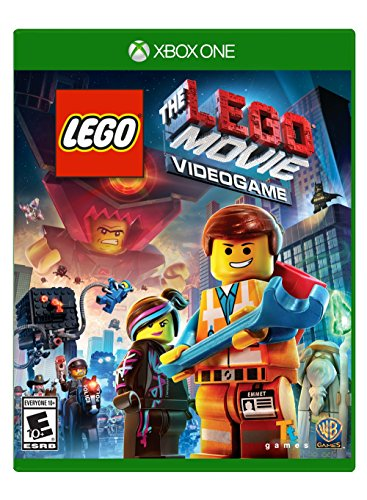 The Lego Movie Videogame front-340334
