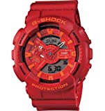G-Shock Men's GA-110AC-4A Red Stylish Watch