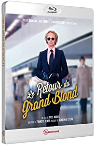 Le Retour du Grand Blond [Blu-ray]