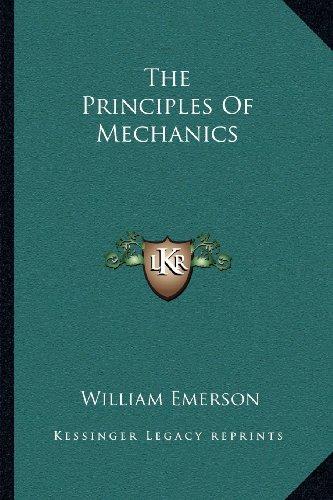The Principles of Mechanics
