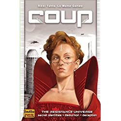 [Best price] Games - Coup (Kickstarter Edition) - toys-games