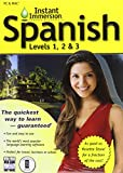 Instant Immersion Spanish: Levels, 1 2 & 3