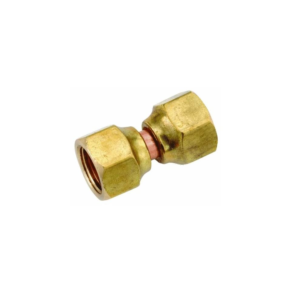 Anderson Metals Corp Inc 54070 08 Forged Swivel Nut (Pack of 5)