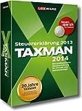 Software - TAXMAN 2014 - Frustfreie Verpackung