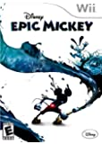 Disney Epic Mickey - Nintendo Wii