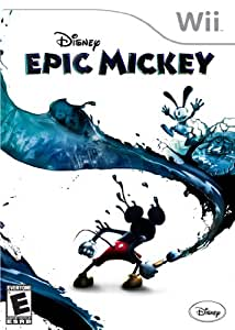 Disney Epic Mickey - Wii Standard Edition