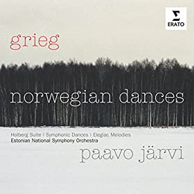 Norwegian Dances, Op.35: No.3: Allegro Moderato Alla Marcia
