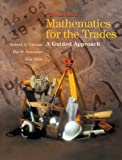 Mathematics for the Trades: A Guided Approach, Canadian Edition