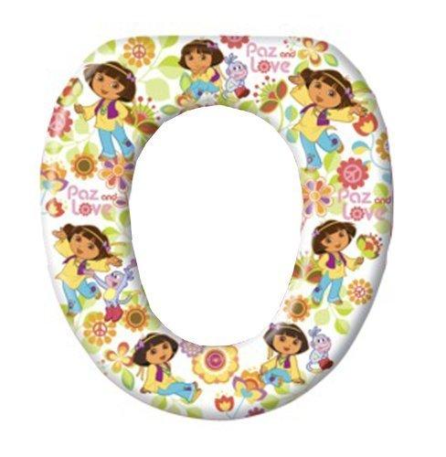 Dora the Explorer Soft Potty Seat White - 1