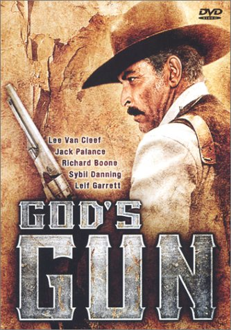 God's Gun Cover