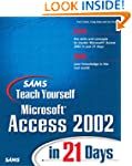 Sams Teach Yourself Microsoft Access...