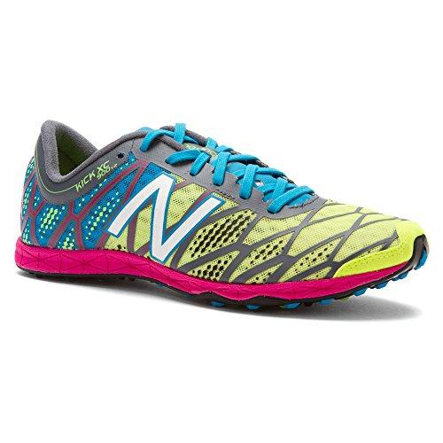New Balance Women'S Wxc900 Cross Country Spikeless Shoe,Pink/Blue,7.5 B Us
