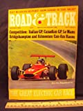 1968 68 December ROAD and TRACK Magazine, Volume 20 Number # 4 (Features: Road Test On 2.0 Volvo 142S, VW 1600 Automatic, & Siata Spring + New Cars: Toyota Corona Mark II, Opel GT, BMW 2500, Triumph GT6 Mk 2, Ferrari 365 GTB / 4, and Morgan Plus 8)
