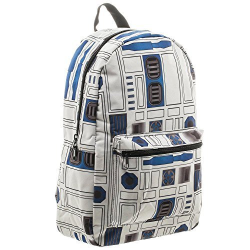 Star Wars R2-D2 Sublimated Backpack