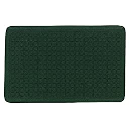 Andersen 4443042260 Get Fit Stand Up 4443 Anti-Fatigue Mat for Dry Areas, 22'' x 60'', 5/8'' Thickness, Dark Green