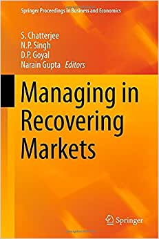 Managing In Recovering Markets (Springer Proceedings In Business And Economics)