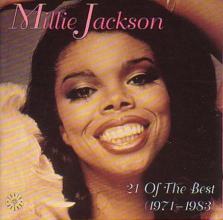 Millie Jackson - 21 of the Best - Zortam Music