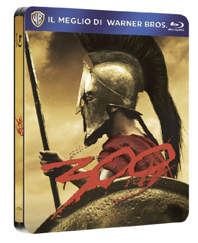 300(steelbook limited edition) [Blu-ray] [IT Import]