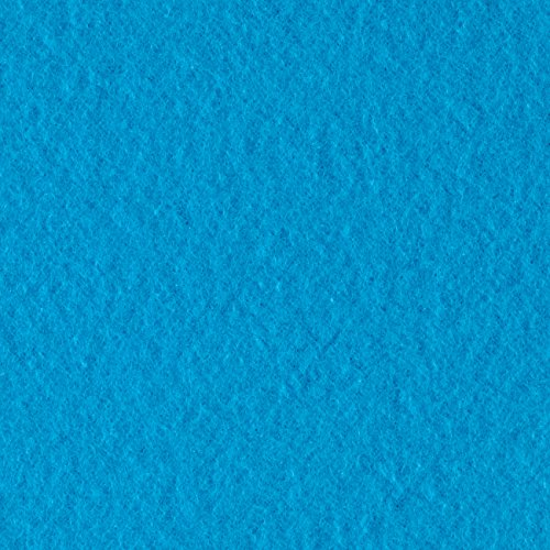 Solid Fleece Cool Turquoise Fabric By The Yard (Blue Fleece Fabric compare prices)