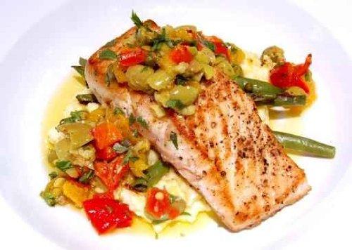 Gourmet Salmon Meal - 18
