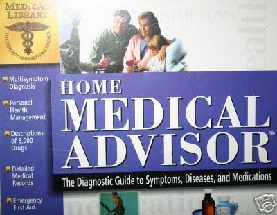 Home Medical Advisor (PC CD Jewel Cased)