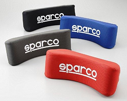 SparcoCORSA ネックピロー ブラック SPC4004 SparcoCORSA(スパルココルサ)