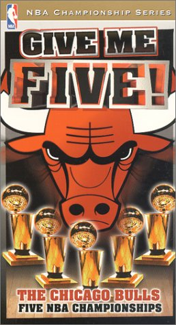 Give Me Five! The Chicago Bulls Five NBA Championships [VHS] at Amazon.com