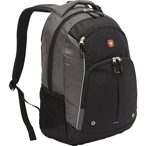 Swissgear Lightweight Laptop Backpack With Phone And Water Bottle Pocket (Sa1758)