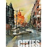 "Cities. Bernhard Vogel: Aquarelle - Watercolours - St�dtevon ""Bernhard Vogel"""