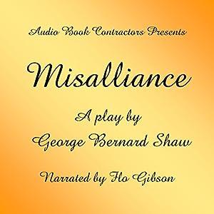 Misalliance Audiobook