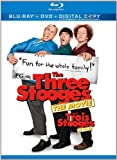 The Three Stooges The Movie / Les Trois Stooges le film [Blu-ray + DVD + Digital Copy]