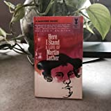 Here I Stand, A Life of Martin Luther (Abindon Classics) (0687168945) by Roland H Bainton