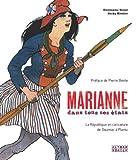 echange, troc Guillaume Doizy, Jacky Houdré - Marianne dans tous ses états : La République en caricature de Daumier à Plantu