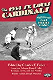 img - for The 1934 St. Louis Cardinals: The World Champion Gas House Gang (SABR Digital Library Book 20) book / textbook / text book