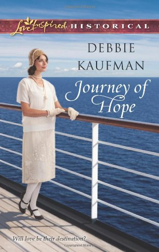 Image of Journey of Hope (Love Inspired Historical)