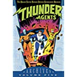 T.H.U.N.D.E.R. Agents - Archives, Volume 5 (T.H.U.N.D.E.R. Agents Archives) book cover