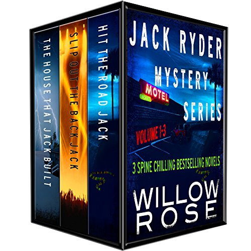 Jack Ryder Mystery Series 1-3 by Willow Rose ebook deal