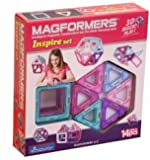 Magformers Inspire 14 piece set (Girls) by Magformers
