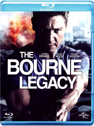 The Bourne legacy [Blu-ray] [IT Import]